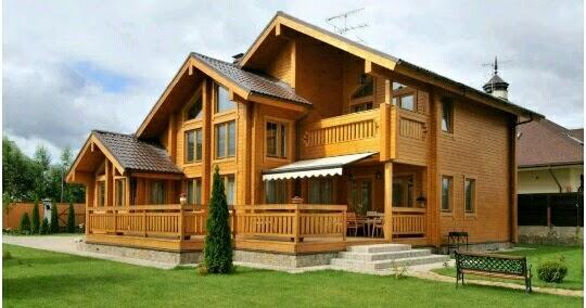 7 Kelebihan Rumah Kayu dan Kekurangan rumah kayu yang ...