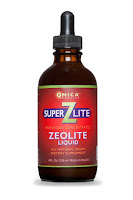 Liquid Zeolite Supplement