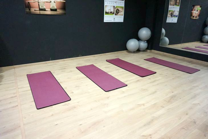 pilates au country club de norges la ville