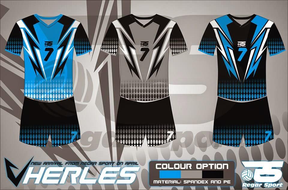 Daftar Harga Kostum Volly Regar Sport Konveksi Aicom13 Gambar Bola
