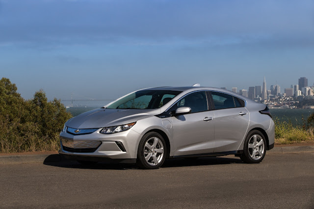 "The All-New 2019 Chevrolet Volt Exudes ""Shock-Value"""