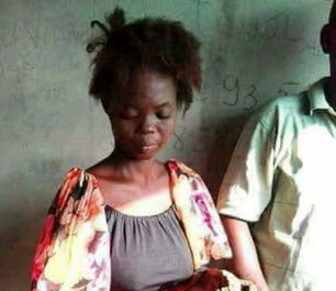 togolese single mother buries baby alive