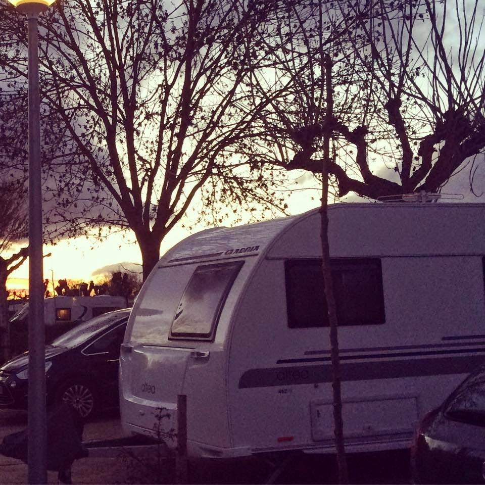 Foto de la caravana Adria Altea 462 en el Camping de Haro | caravaneros.com