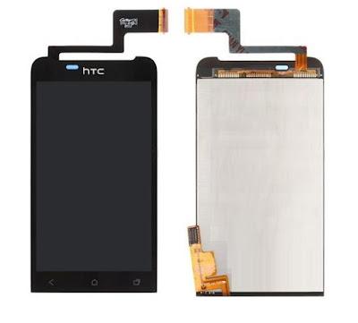 Cấu tạo màn hình điện thoại htc j one.