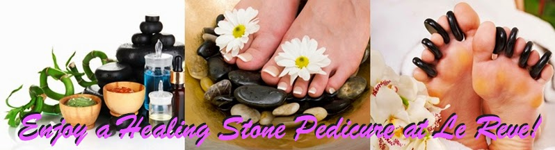 Le Reve Organic Spa & Boutique Pedicure