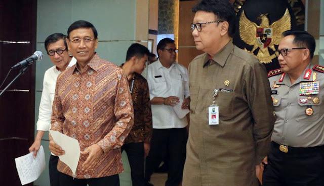 Dianggap Membahayakan NKRI, Keputusan Pemerintah Untuk Bubarkan HTI Sudah Final