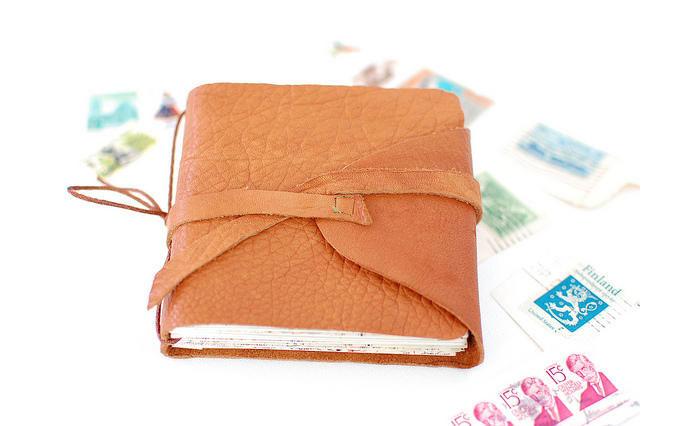 cuadernos, cuaderno viajero, cuaderno acordeón o fuelle, diys