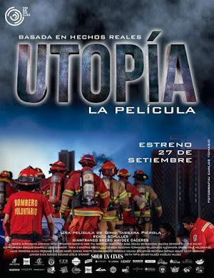 Utopía, La Película 2018 Custom CAM Latino Cam