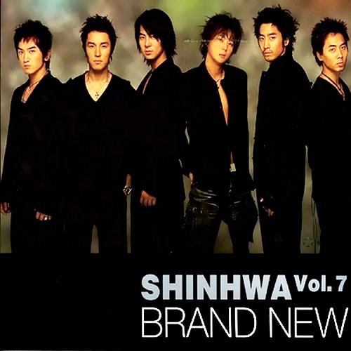 SHINHWA – Vol.7 Brand New (ITUNES MATCH AAC M4A)