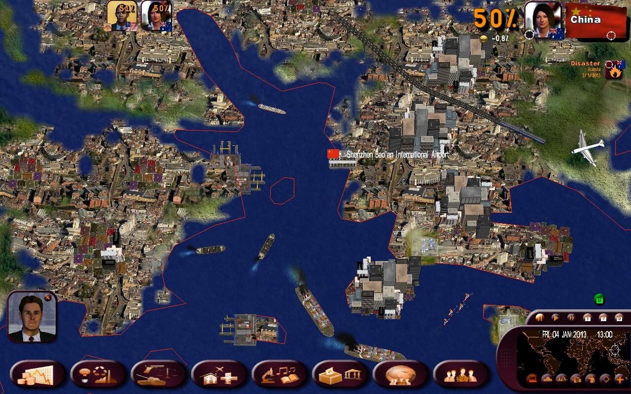 Politik Simulator 3 - Masters Of The World
