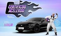 Promoção Certificou Acelerou Serasa Experian certificouacelerou.com.br