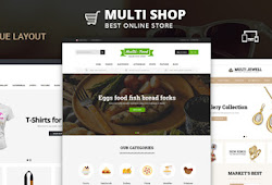 Qstore – Single Products Landing Page Template - SEO