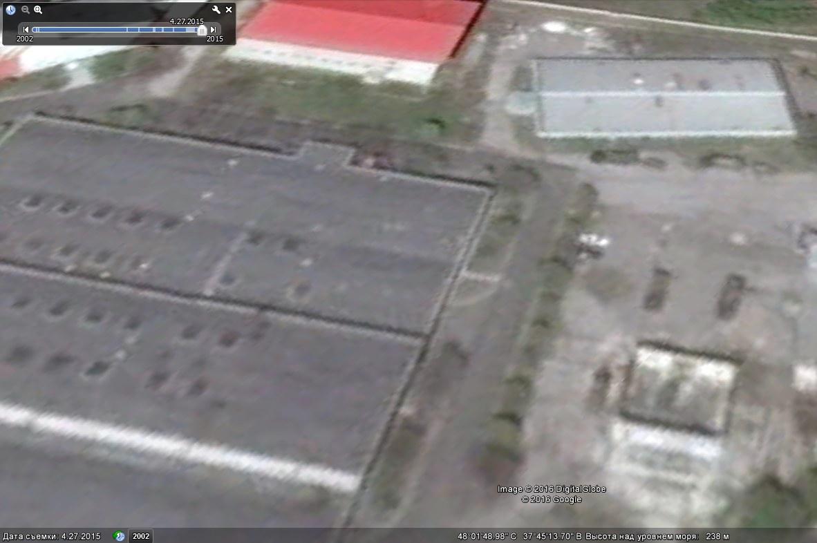 СПР-2М «Ртуть-БМ» на Донбасі
