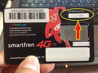 Cara Cek Kuota Smartfren lewat modem / website
