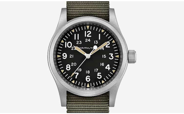 Hamilton Khaki Field Mechanica