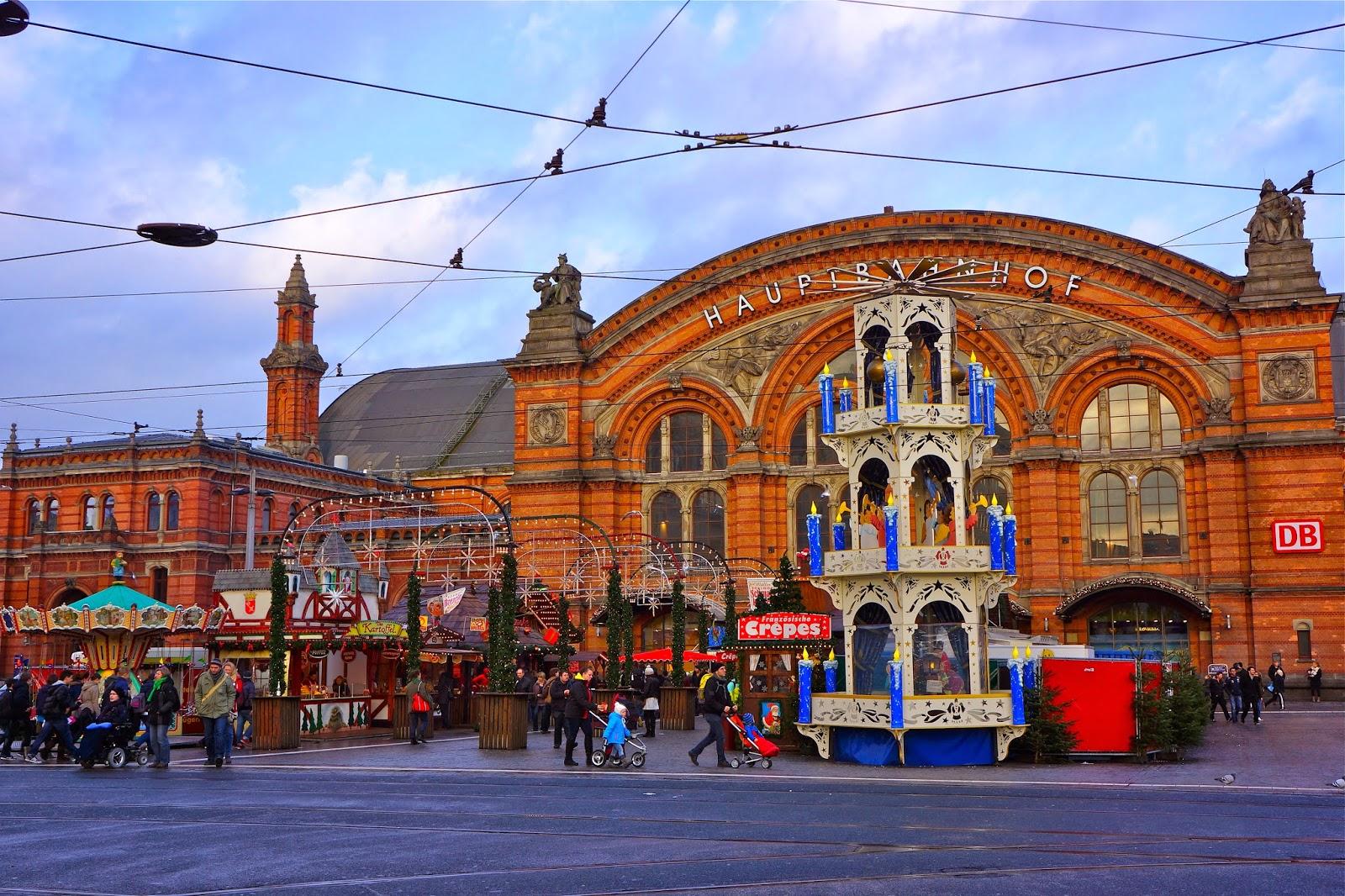 Groningen Weihnachtsmarkt.Photoblog On The Go December 2013