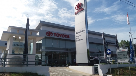 Info Promo Paket Kredit Toyota DP Spesial Agya,Avanza,Rush,Yaris, Innova,Fortuner Pekanbaru Riau