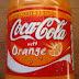 Coca Cola con naranja, la gran sorpresa