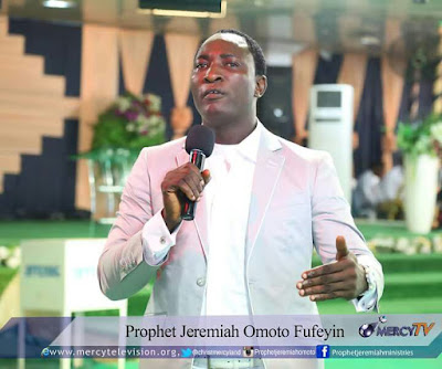 Apostle Suleiman Is Innocent Of All Allegations - Prophet Jeremiah…Set To Host Bushiri