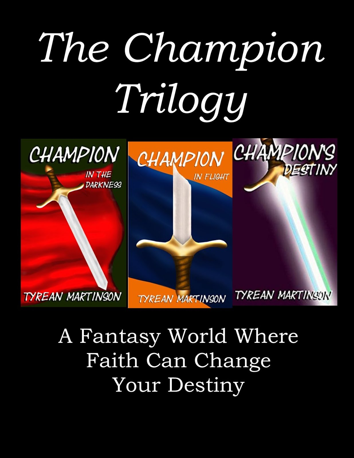 The Champion Trilogy