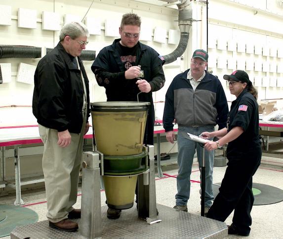 Nuclear Fuels Reprocessing Coalition: Pantex