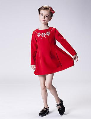 Vestidos de gala para niñas Elegantes