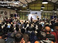 Pecahh! Antusias Netizen #NgopiBarengFahri di Bogor, Ada yang Datang dari Australia
