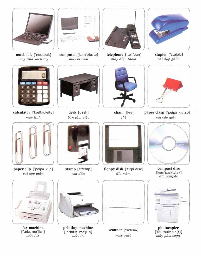 List Of Office Equipment Lexutk