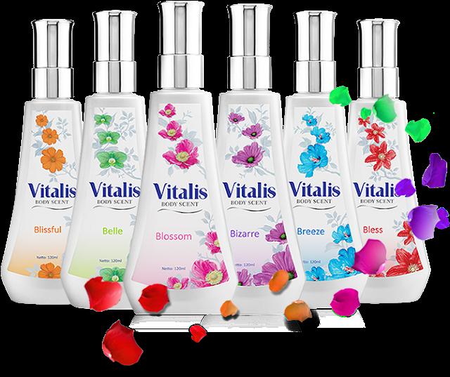 vitalis exotic body scent