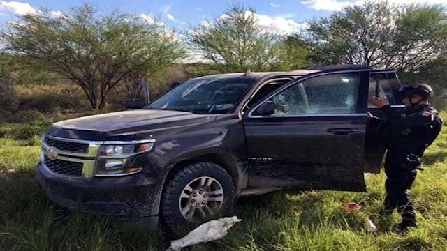 VIDEOS: Con armas de alto poder sicarios del Cártel del Golfo se enfrentaron por mas de 20 minutos en Carretera de Reynosa
