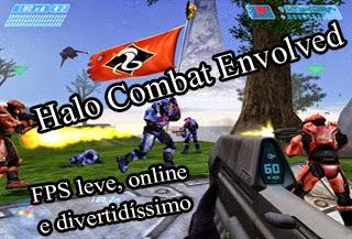halo combat envolved avaliação do jogo