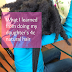 What I Learned from Doing My Daughter's Natural 4c Hair | The #WashDayExperience