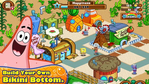 screenshot 4 SpongeBob Moves In v4.10.00