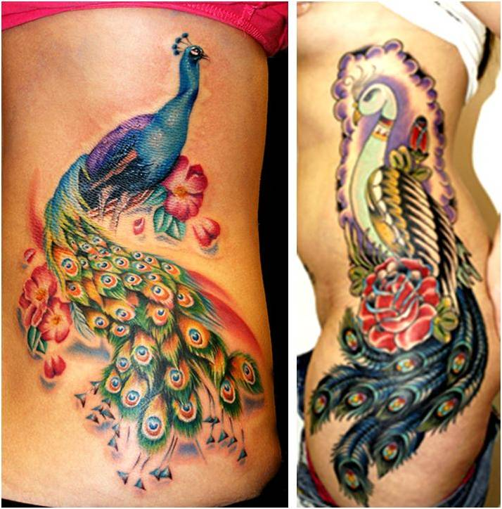 Tattoo Ideas Peacock: Zoom Tattoos: Peacock Tattoos And Meaning