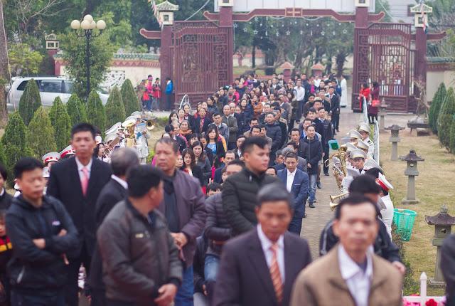 Lễ truyền chức Phó tế và Linh mục tại Giáo phận Lạng Sơn Cao Bằng 27.12.2017 - Ảnh minh hoạ 66