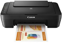 Canon MG2540S Setup Printer