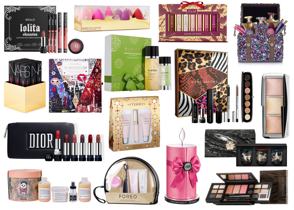 Luxury Beauty Christmas Gifts