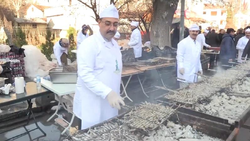 Hamsi Festivali gelenekselleşti