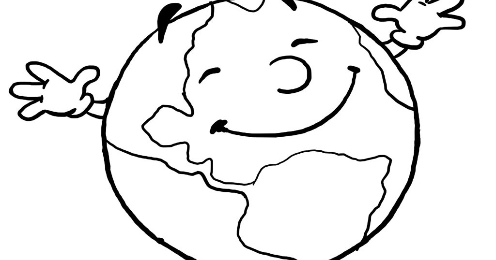 earth day coloring pages 2013 - photo#9