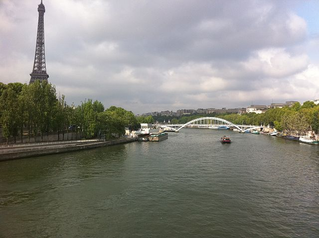 'Pont de l'Alma