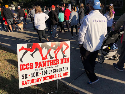 ICCS 10K Panther Run