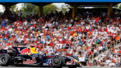 F1 German Grand Prix 2018
