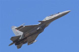 Jet Tempur Su-30MKI