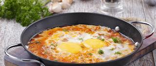cara membuat hot plate telur saus pizza