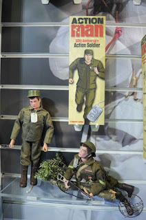 Toy Fair 2017 Art + Science Action Man 50th Anniversary Action Figures