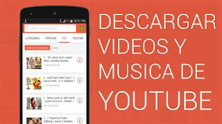 Las mejores aplicaciones Android para descargar vídeos de Youtube