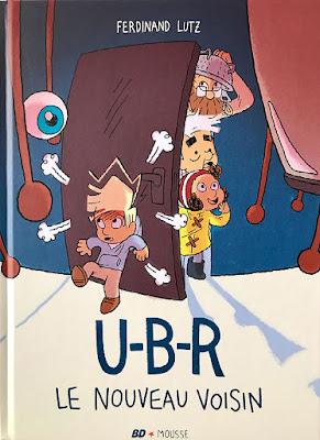 U-B-R aux éditions Frimousse