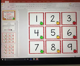 https://www.teacherspayteachers.com/Product/Number-Cards-Apples-0-120-2738931