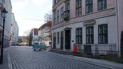 Barrio de San Nicolás en Berlín