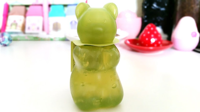 Skinfood Gummy Bear Jelly Hand Gel in Kiwi